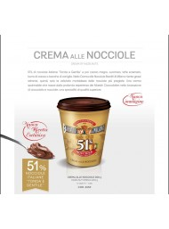 (3 PACKS) Baratti & Milano - Hazelnut Cream - 200g
