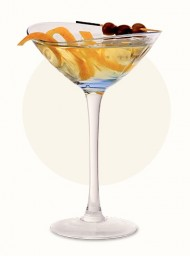 Gin Mare - Coppa Martini da Cocktail