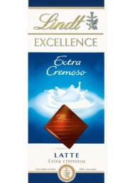 (6 TAVOLETTE X 100g) Lindt - Excellence - Latte Extra Cremoso
