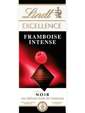 Lindt - Excellence - Framboise Intense - 100g
