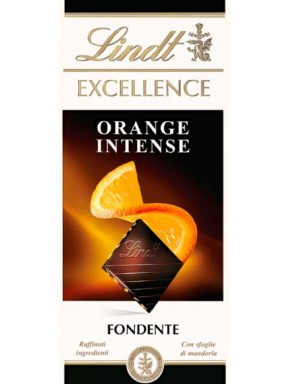 Lindt - Excellence - Orange Intense 100g
