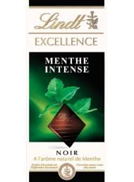 (6 TAVOLETTE X 100g) Lindt - Menthe Intense
