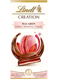 (3 BARS X 150g) Lindt - Creation - Strawberry Macaron