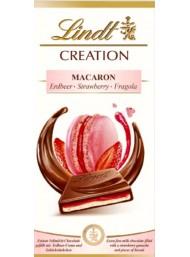 (6 BARS X 150g) Lindt - Creation - Strawberry Macaron