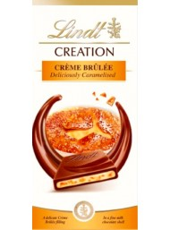 Lindt - Creation - Crème Brulée - Milk - 150g