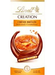 (3 BARS X 150g) Lindt - Creation - Crème Brulée - Milk