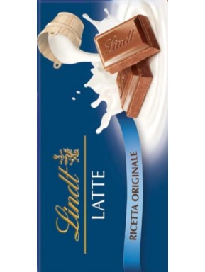 Lindt - Milk Chocolate - 100g