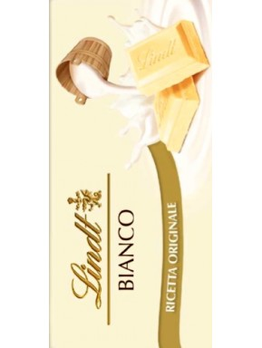 Lindt - White Chocolate - 100g