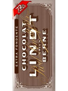 Lindt - Tavoletta di Cioccolato Extra Fondente 72% - 100g