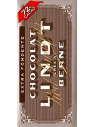 (6 TAVOLETTE X 100g) Lindt - Tavoletta di Cioccolato Extra Fondente 72%