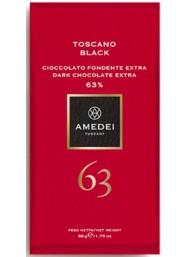 Amedei - Toscano Black 63% - 50g