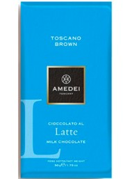 Amedei - Toscano Brown - Milk - 50g