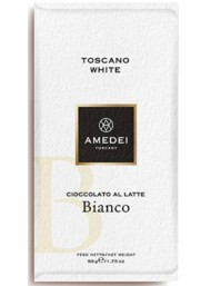 Amedei - White Chocolate - 50g