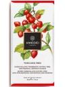 (3 BARS X 50g) Amedei - Dark Chocolate with Strawberry, Raspberry and Cherries