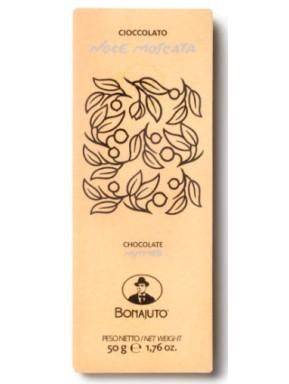 (3 BARS X 50g) Bonajuto - Nutmeg