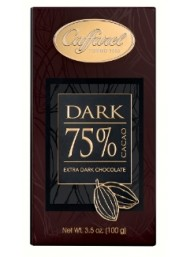 Caffarel - Dark Chocolate 75% - 80g