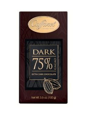 Caffarel - Dark Chocolate 75% - 80g