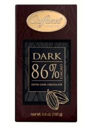 Caffarel - Dark Chocolate 86% - 80g