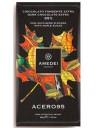 (6 TAVOLETTE X 50g) Amedei - Acero 95%