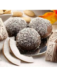 Virginia - Soft Amaretti Biscuits - Coconut and Chocolate - 500g