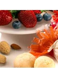 Virginia - Soffici Amaretti Assortiti alla Frutta - 100g