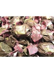 Virginia - Soft Amaretti Biscuits - Dark Chocolate - 100g