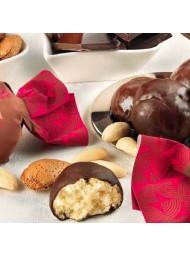 Virginia - Soft Amaretti Biscuits - Dark Chocolate - 500g