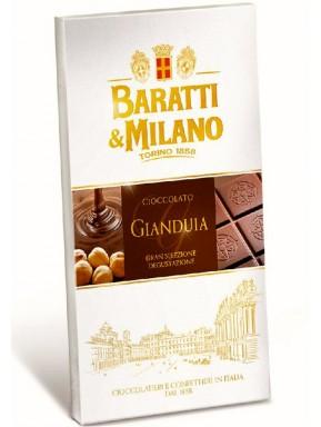 Baratti & Milano - Gianduja - 75g