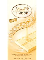 Lindt - Lindor Bar - White - 100g