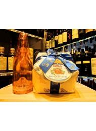 (3 Special Bags) - Panettone Craft and Franciacorta Ca' del Bosco