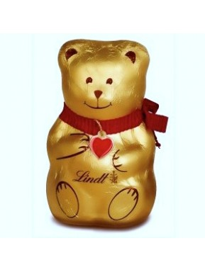 (10 TEDDY BEARS X 100g) Lindt - Teddy Bears Chocolate Milk