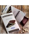 (6 PACKS X 130g) Scaldaferro - Nougat Dark Chocolate Covered