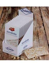(3 PACKS X 110g) Scaldaferro - Nougat Almonds