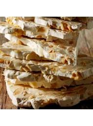 (6 PACKS X 110g) Scaldaferro - Nougat Almonds