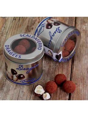 Scaldaferro - Nougat Dragees - Dark Chocolate Covered - 150g