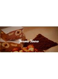 (6 BARS X 220g) Sorelle Nurzia - Soft Nougat - Chocolate and hazelnuts