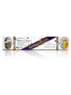 (3 CONFEZIONI X 200g) Sorelle Nurzia - Torrone Friabile  Bianco alla Mandorla