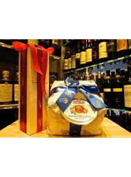 (2 Special Bags) - Panettone Craft and Champagne Laurent Perrier Brut