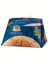 Le Tre Marie - Christmas cake Marrons Glaces 850g