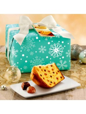 Caffarel - Panettone Handmade Marrons Glaces and Chocolate 1000g