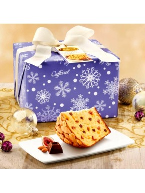 Caffarel - Panettone Handmade Fig and Chocolate 1000g