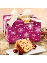 Caffarel - Panettone Handmade Cherry and Chocolate 1000g