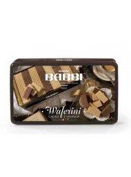 (6 BOXES X 250g) Babbi -  Waferini Cocoa and Vanilla - NEW