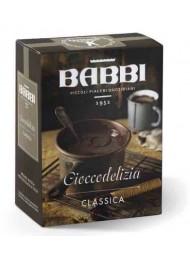 (6 CONFEZIONI X 150g) Babbi - Cioccolata Calda Classica
