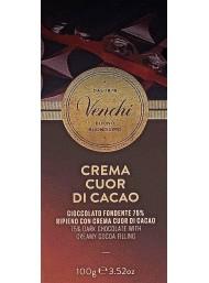 Venchi - Tavoletta Cuor di Cacao - 100g