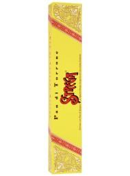 (6 CONFEZIONI X 250g) Strega - Torrone Friabile allo Strega Ricoperto di Cioccolato Fondente