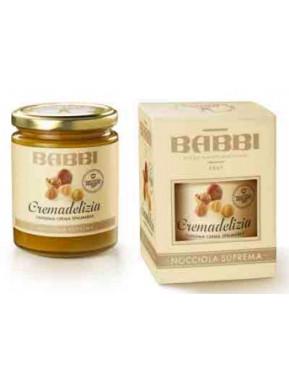 Babbi - Hazelnut Cream SUPREMA - 300g
