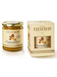 (3 CONFEZIONI) Babbi - Crema di Nocciola SUPREMA - 300g - NEW