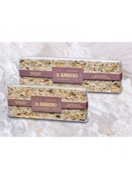 (3 PACKS X 200g) Barbero - Nougat with Pistachio