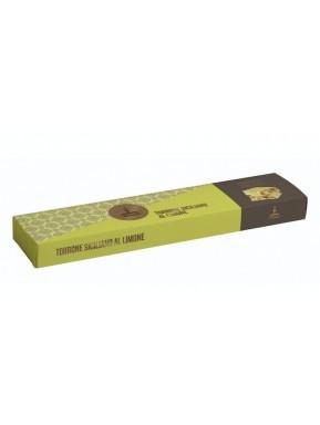 (6 CONFEZIONI x 150G) Fiasconaro - Torrone Tenero Ricoperto di Cioccolato al Limone
